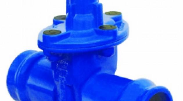 VAG EKO plus Задвижка c раструбом мягкое уплотнение - SANS 664:2009 ПЭ- / ПВХ-труба