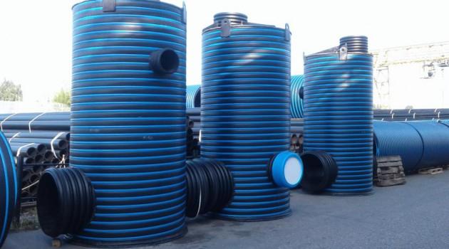 Резервуары для хранения питьевой воды