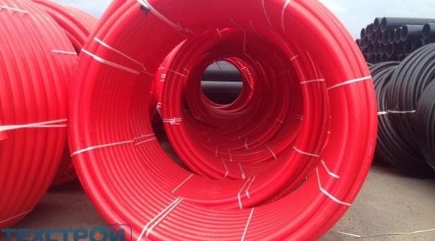 Трубы полиэтиленовые для кабеля