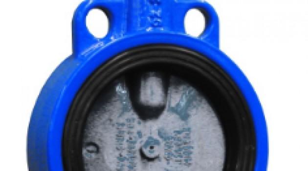 VAG CEREX 300-W Поворотный затвор диск нерж.сталь - W-тип (с центрирующими проушинами)