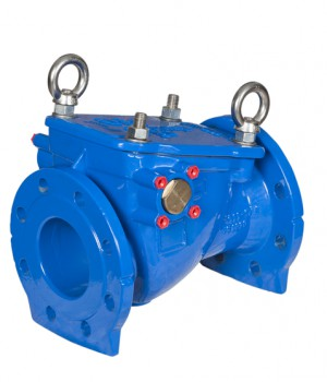 VAG LIMU-STOP   Обратный клапан мягкое уплотнение - вал внутри