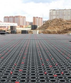 Очистные сооружения для ливневых сточных вод