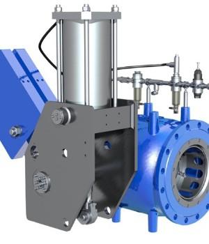 VAG RIKO Плунжерный клапан, управляемый рабочей средой - понижающий